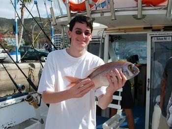 23/12 red snapper Cavalier & Blue Marlin Sport Fishing Gran Canaria