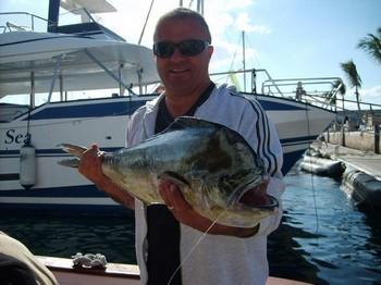 26/12 dorado Cavalier & Blue Marlin Sport Fishing Gran Canaria