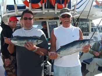 23/01 noth atlantic bonito Cavalier & Blue Marlin Sport Fishing Gran Canaria