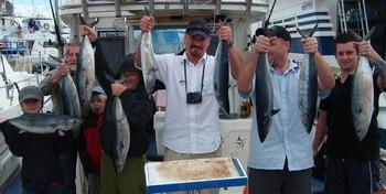 05/02 north atlantic bonito Cavalier & Blue Marlin Sport Fishing Gran Canaria