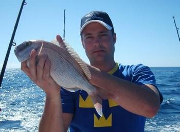 09/02 red snapper Cavalier & Blue Marlin Sport Fishing Gran Canaria