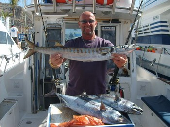 good day Cavalier & Blue Marlin Sport Fishing Gran Canaria
