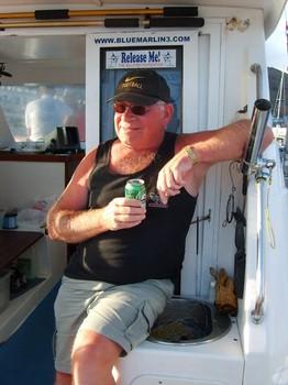 19/02  short break Cavalier & Blue Marlin Sport Fishing Gran Canaria