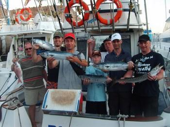 05/03 afternoon trip Cavalier & Blue Marlin Sport Fishing Gran Canaria