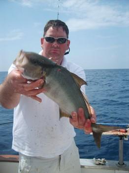 19/03 amberjack Cavalier & Blue Marlin Sport Fishing Gran Canaria