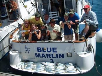 05/04 felices juntos Pesca Deportiva Cavalier & Blue Marlin Gran Canaria