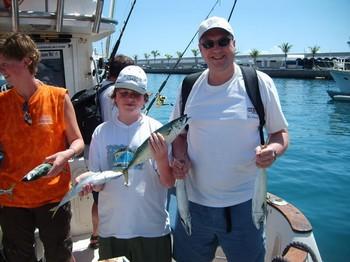 mackerel Cavalier & Blue Marlin Sport Fishing Gran Canaria