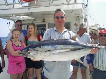 atún blanco Pesca Deportiva Cavalier & Blue Marlin Gran Canaria