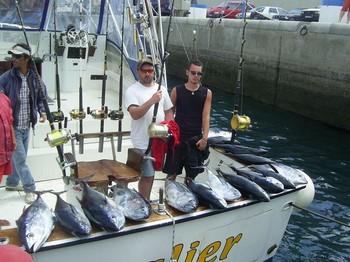 big eye tuna Cavalier & Blue Marlin Sport Fishing Gran Canaria
