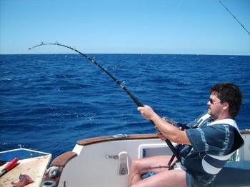 enganchado Pesca Deportiva Cavalier & Blue Marlin Gran Canaria