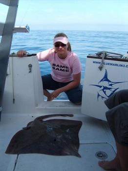 rayo rubio Pesca Deportiva Cavalier & Blue Marlin Gran Canaria