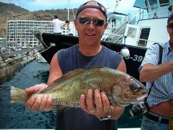 croaker Cavalier & Blue Marlin Sport Fishing Gran Canaria
