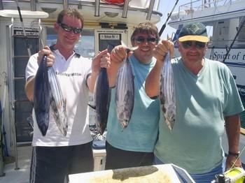 21/04 atún listado Pesca Deportiva Cavalier & Blue Marlin Gran Canaria
