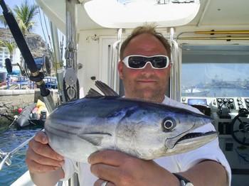 bonito atlántico Pesca Deportiva Cavalier & Blue Marlin Gran Canaria