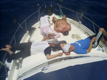 break Cavalier & Blue Marlin Sport Fishing Gran Canaria
