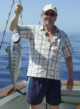 north atlantic bonito Cavalier & Blue Marlin Sport Fishing Gran Canaria