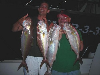 amberjacks Cavalier & Blue Marlin Sport Fishing Gran Canaria