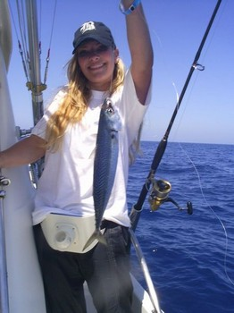 mackerel Cavalier & Blue Marlin Sport Fishing Gran Canaria