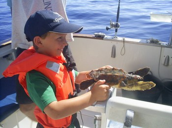 turtle Cavalier & Blue Marlin Sport Fishing Gran Canaria