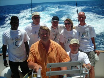 Fishing Club Siemens Cavalier & Blue Marlin Sport Fishing Gran Canaria