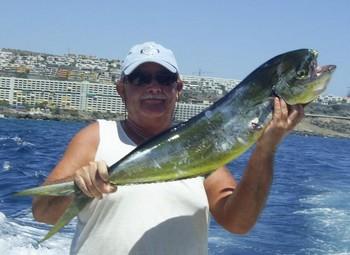 04/07 dorado Pesca Deportiva Cavalier & Blue Marlin Gran Canaria