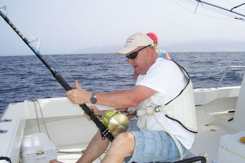 19/07 hooked up Cavalier & Blue Marlin Sport Fishing Gran Canaria
