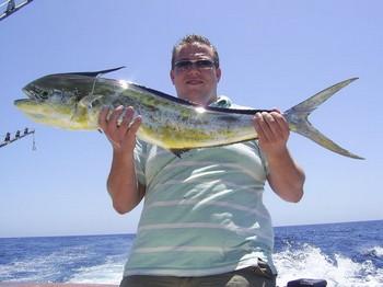 06/08 dorado Cavalier & Blue Marlin Sport Fishing Gran Canaria