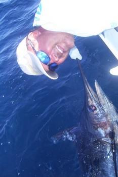 13/09 blue marlin Cavalier & Blue Marlin Sport Fishing Gran Canaria