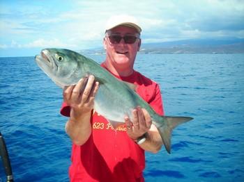 04/10 kingfish Cavalier & Blue Marlin Sport Fishing Gran Canaria