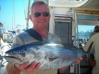 19/10 bonito atlántico norte Pesca Deportiva Cavalier & Blue Marlin Gran Canaria