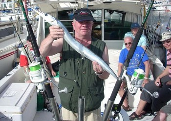 15/11 garfish Cavalier & Blue Marlin Sport Fishing Gran Canaria
