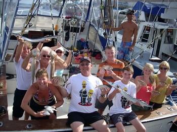 17/11 happy birthday Cavalier & Blue Marlin Sport Fishing Gran Canaria