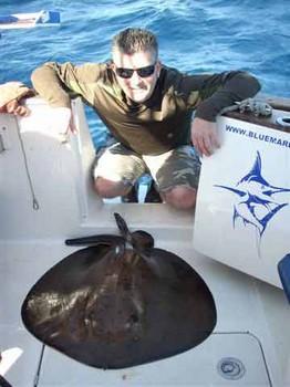 30/10 roughtail stingray Cavalier & Blue Marlin Sport Fishing Gran Canaria