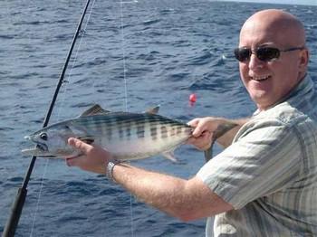30/12 north atlantic bonito Cavalier & Blue Marlin Sport Fishing Gran Canaria