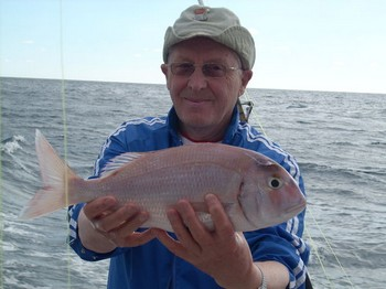 12/01 red snapper Cavalier & Blue Marlin Sport Fishing Gran Canaria