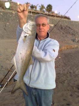 18/01 king fish Cavalier & Blue Marlin Sport Fishing Gran Canaria