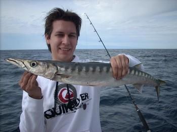 24/01 baracuda Cavalier & Blue Marlin Sport Fishing Gran Canaria