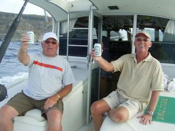 tjonge tjonge Cavalier & Blue Marlin Sport Fishing Gran Canaria