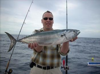 31/01 north atlantic bonito Cavalier & Blue Marlin Sport Fishing Gran Canaria