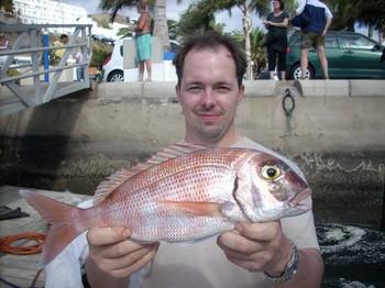 04/02 red snapper Cavalier & Blue Marlin Sport Fishing Gran Canaria