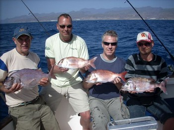 06/02 satisfied anglers Cavalier & Blue Marlin Sport Fishing Gran Canaria