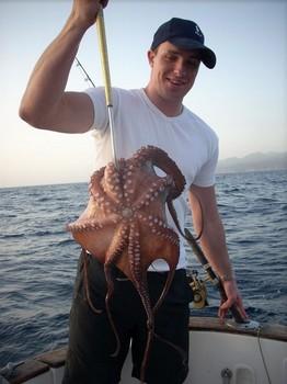 octopussy Cavalier & Blue Marlin Sport Fishing Gran Canaria