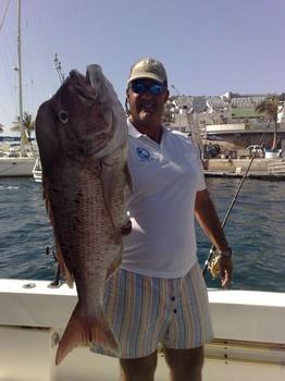 07/02 red snapper Cavalier & Blue Marlin Sport Fishing Gran Canaria