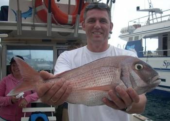 18/04 red snapper Cavalier & Blue Marlin Sport Fishing Gran Canaria