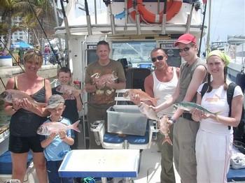 21/04 great catch Cavalier & Blue Marlin Sport Fishing Gran Canaria