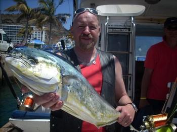 09/05 dorado Cavalier & Blue Marlin Sport Fishing Gran Canaria