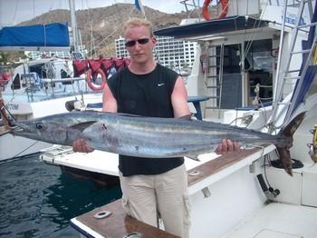 16/05 wahoo Cavalier & Blue Marlin Sport Fishing Gran Canaria