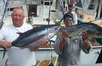 albacore - dorado Cavalier & Blue Marlin Sport Fishing Gran Canaria