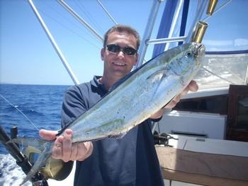 31/05 dorado Cavalier & Blue Marlin Sport Fishing Gran Canaria
