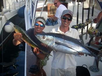 dorado - albacore Cavalier & Blue Marlin Sport Fishing Gran Canaria